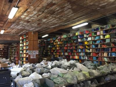 Mosaic storage